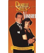 VANISHED DANIELLE STEEL'S  VHS RARE - $4.95