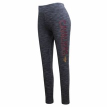 Cleveland Cavaliers Women's Latitude Knit Leggings Pants Cavs NBA Basketball NEW