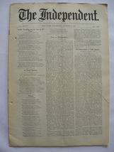 The Independent Vol XLVIII August 6, 1896 No. 2488 - $25.00
