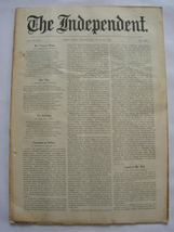 The Independent Vol XLVIII July 30 1896 No. 2487 - $25.00