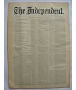 The Independent Vol XLVIII July 23 1896 No. 2486 - $25.00