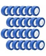 24 Pack 1.88 Inch Blue Painters Tape, Medium Adhesive That Sticks Well b... - $91.99