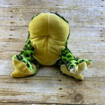 Webkinz Plush Bull Frog Stuffed Animal HM114 Green Ganz Lil'kinz (No Code) - $7.99