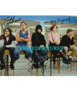 THE BREAKFAST CLUB CAST ALL 5 SIGNED AUTOGRAPHED 8x10 RP PHOTO THE BRAT ... - $12.99