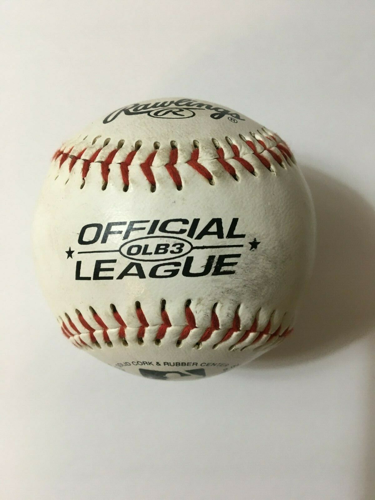Primary image for Rawlings Practice Baseball Official Major Little League Training Ball Classic