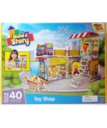 Build a Story Toy Shop by Jupiter Creations 40+ pieces - $14.99