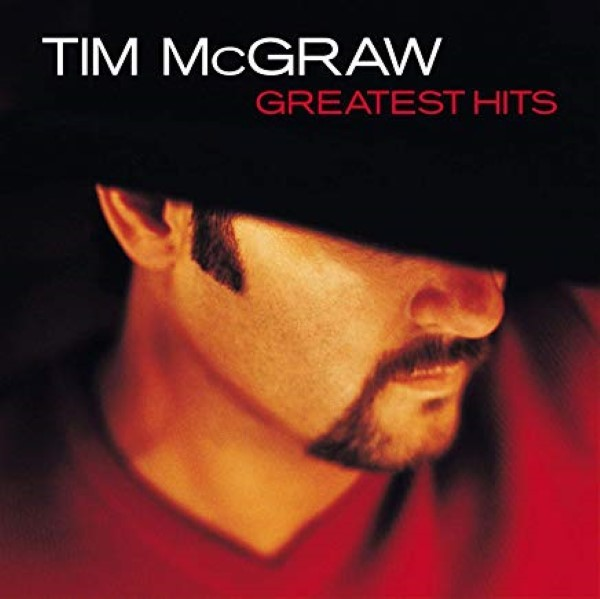 Greatest Hits by Tim McGraw Cd
