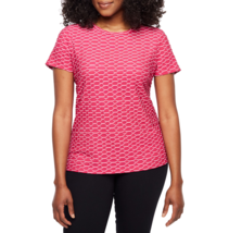 east 5th-Womens Round Neck Short Sleeve T-Shirt Size S, M New Rock & Rose - $12.99
