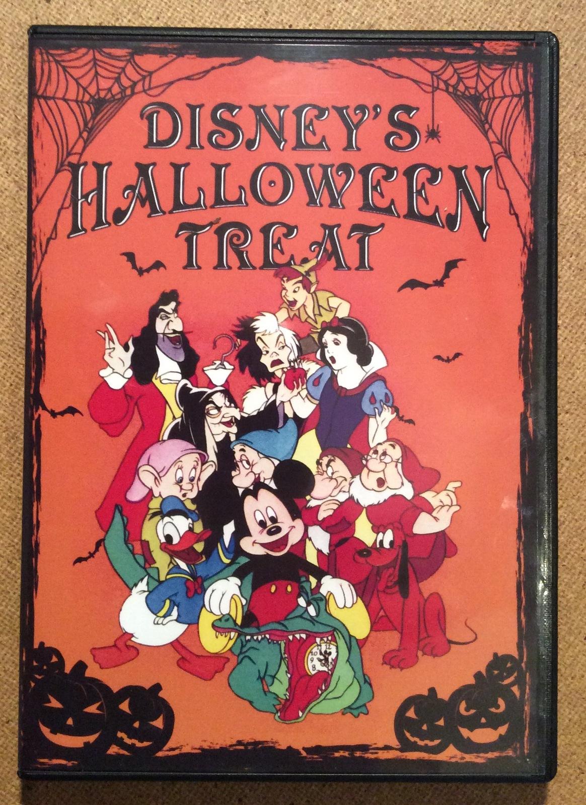 Disney's Halloween Treat - (1982) Remastered Film! Rare DVD - DVD ...