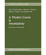 A Modern Course in Aeroelasticity (Mechanics: Dynamical Systems) [Paperb... - $60.00
