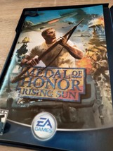 Sony PS2 Medal Of Honor: Rising Sun image 2