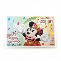 One passport for e Tokyo Disney Resort shareholder 2,020,131 Disneyland ... - $145.32