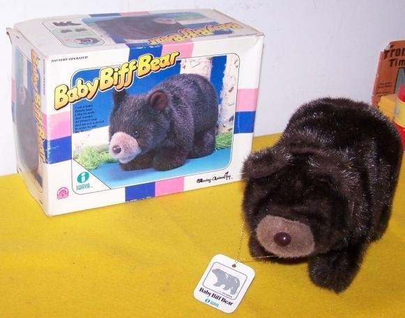 Toy bearboxednew