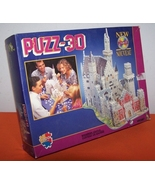 Bavarian Castle 3D Puzzle 1000 Piece  - $20.00