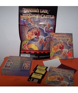 Vintage PC Game  Dragon`s Lair   Like New Boxed  - $15.00
