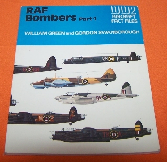 RAF Bombers Part 1   WW2 Aircraft Fact Files 76P