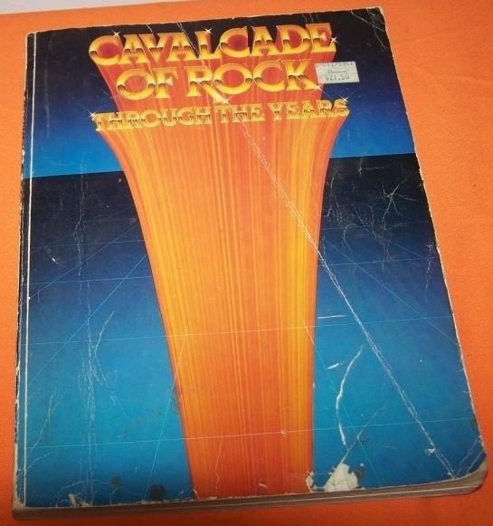Book cavalcadeofrock