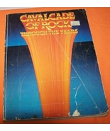 Cavalcade Of Rock Through The Years Music Book 351 Page - $8.00