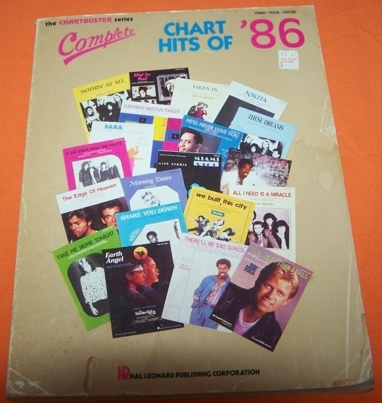 Book completecharthits80s