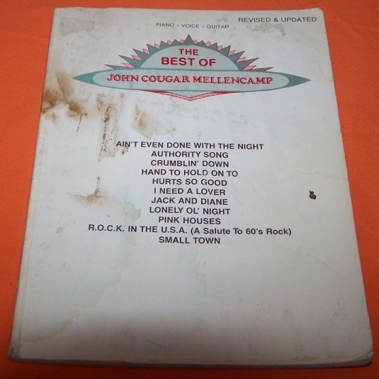 Book johncougar