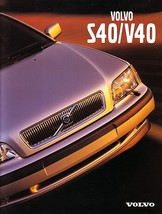 2000 Volvo S40 V40 sales brochure catalog US 00 1.9T - $8.00