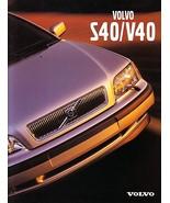 2000 Volvo S40 V40 sales brochure catalog US 00 1.9T - $8.00