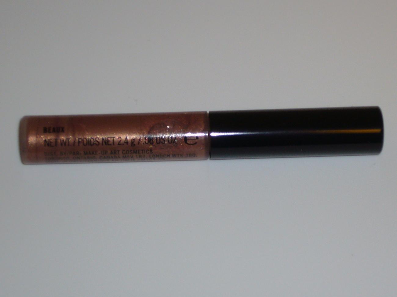 MAC Lipglass Lustreglass Lip Gloss - Beaux Bonanza