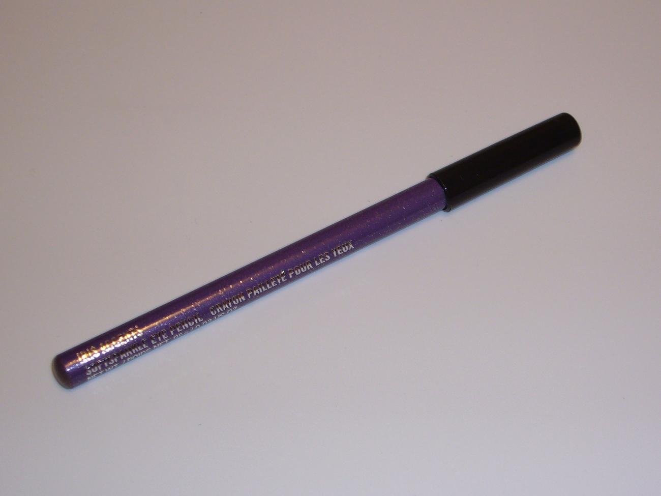 MAC Cosmetics Soft Sparkle Eye Liner Pencil Iris Accents Vio Bonanza