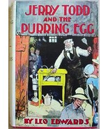 Jerry Todd and the PURRING EGG Leo Edwards author of Poppy Ott hc reprod... - $20.00