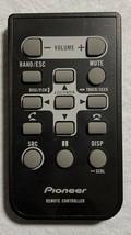 Pioneer QXE1044 car stero remote control OEM genuine used - $8.91