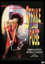 STRIKE A POSE (1993) Robert Eastwick, Michele Brin , Margie Peterson  AL... - $18.00
