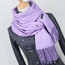 "Hot sale Scarf Pashmina Cashmere Scarf Wrap Shawl Winter Scarf Women""s Scarves T image 4"
