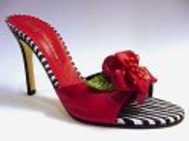 Pansy Hi Beverly Feldman Sandal I Love Diamonds Collection Just the Righ... - $99.99