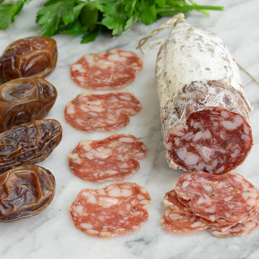 Primary image for Chet's - Spicy Fennel and Garlic Salami - 6 lbs
