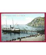 CATALINA ISLAND CALIFORNIA Hermosa Avalon Ship CA - $10.00