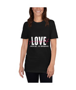 Love YourSelf- Short-Sleeve Unisex T-Shirt - $20.00