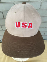 American Needle USA Patriotic Strapback Baseball Cap Hat - $12.42