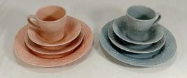 NIKKO WOODBURY Home Plate Optimum 8 Piece Set Dinner Salad Soup Mug Cup EUC - $59.35