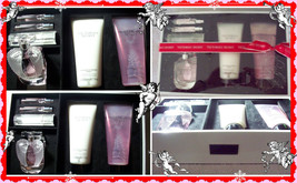 $165 Victorias Secret ANGEL Eau De Parfum Gift Set Lotion Wash Refills P... - $99.99