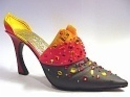 Passion's Flame in Original Red/Yellow/Black Blazing Jewels Just the Rig... - $39.99