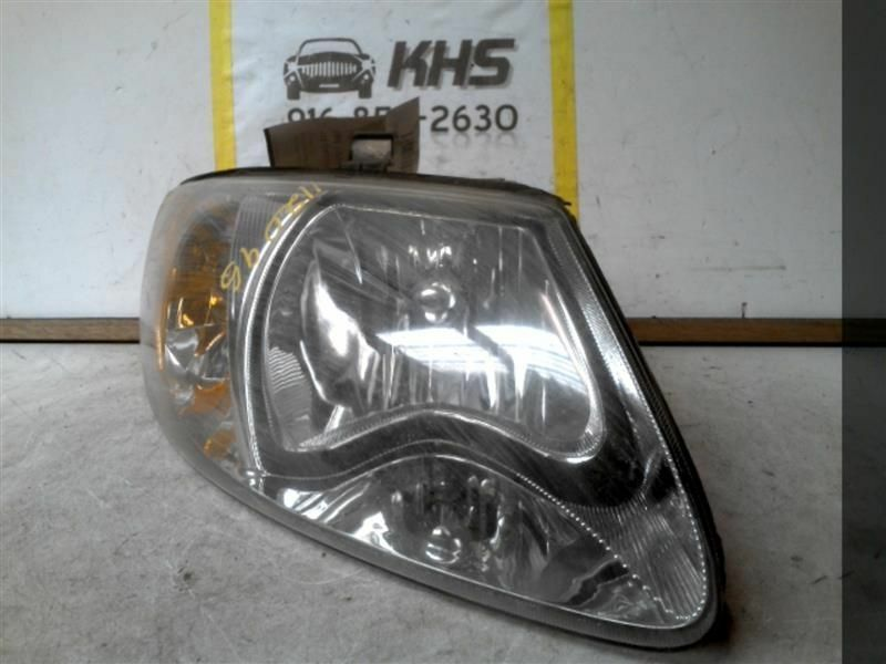 Primary image for Passenger Right Headlight Fits 01-07 CARAVAN 321665