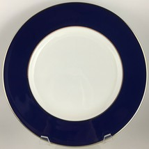 Lenox Federal Cobalt Platinum Accent Luncheon plate - $40.00