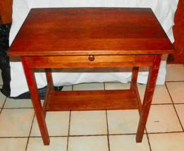Solid Oak Desk by Abernathy - $499.00