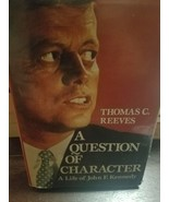 A Question of Character by Thomas C. Reeves (1994, Hardcover) - $17.27