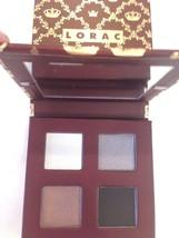 Lorac Silver Silk Eye Shadow Palette 0.28 oz - $7.95