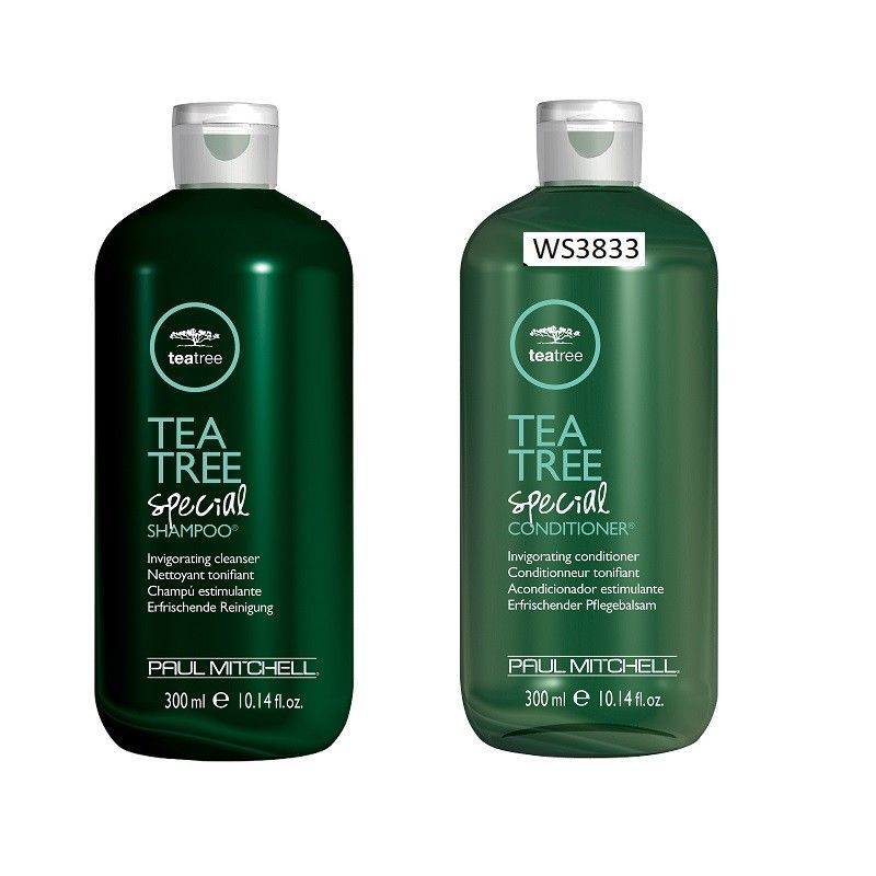 Paul Mitchell Systems Tea Tree - Special Shampoo Conditioner 10.14 oz Duo