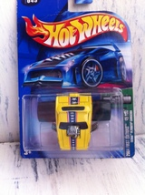 2004 Hot Wheels First Editions Fatbax Plymouth Barracuda Brand New & Sealed 045 - $3.98
