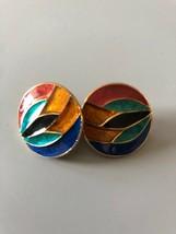 Pretty Colorful Allison Reed Earrings - $5.93