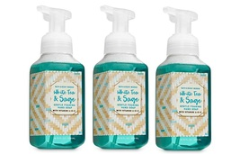 Bath & Body Works White Tea & Sage Gentle Foaming Hand Soap - 3 Pack - $19.99