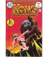 Kong The Untamed Comic Book #1 DC Comics 1975 VERY FINE - $12.59